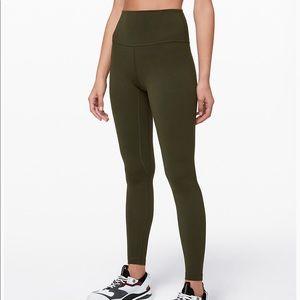 "Lululemon - Align HR 28"" Yoga Pants - Size 2"